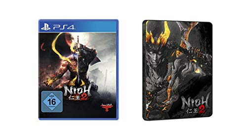 Nioh 2 - Limitierte Steelbook Edition [PlayStation 4]