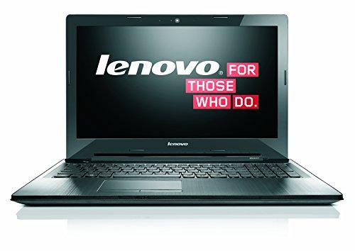 Lenovo Z50 15.6-Inch Notebook (AMD A10-7300 1.9 GHz, 8 GB RAM, 1 TB Plus 8 GB SSHD, DVDRW, WLAN, AMD Radeon R6 M255DX 2 GB Graphics, Windows 8.1) (Certified Refurbished)