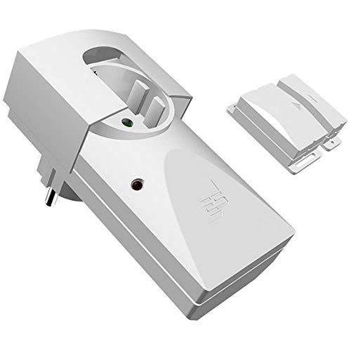 Schabus Funk-Abluftsteuerung FDS 200 1150 W Weiß