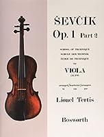 Sevcik Viola Studies: School of Technique