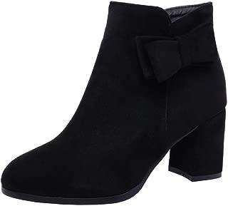 BalaMasa Womens ABS14053 Pu Boots