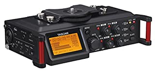 Tascam DR-70D – 4-channel audio recorder for DSLR cameras (B00OQUJ362) | Amazon price tracker / tracking, Amazon price history charts, Amazon price watches, Amazon price drop alerts