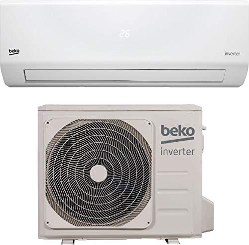 Climatizzatore Monosplit 18000 Btu, Inverter con Pompa di Calore - Beko BIVPI 180 + BIVPI 181