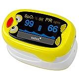 Pulox PO-210B Kinderpulsoximeter Pulsoximeter für Kinder