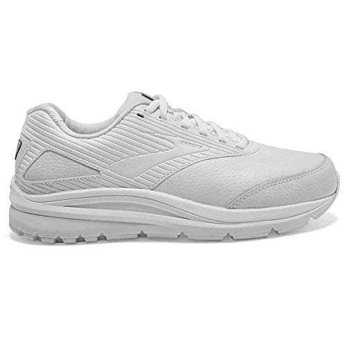 Brooks Addiction Walker 2 White/White 8.5 B