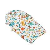 Saco de dormir envolvente, multifuncional, para cochecito de bebé(Forest bird (without pillow), 57 * 33CM)