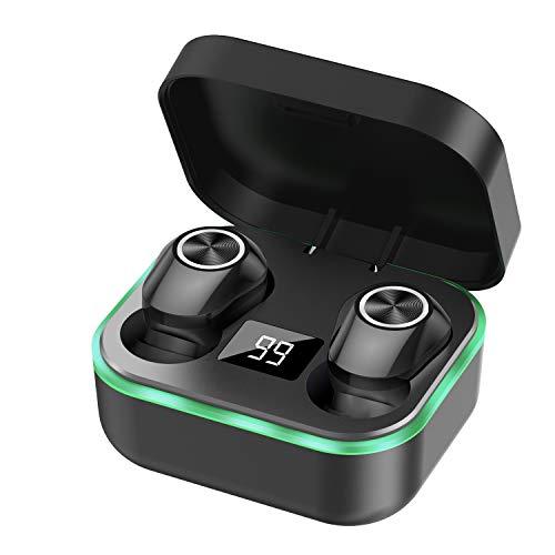 audífonos inalámbricos stf st h86546 negros fabricante JY