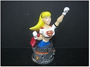 Justice League Supergirl Paperweight