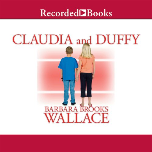 Claudia and Duffy audiobook cover art