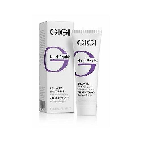 GIGI Nutri Peptide - Balancing Moisturizer For Oily Skin 50ml 1.7fl.oz