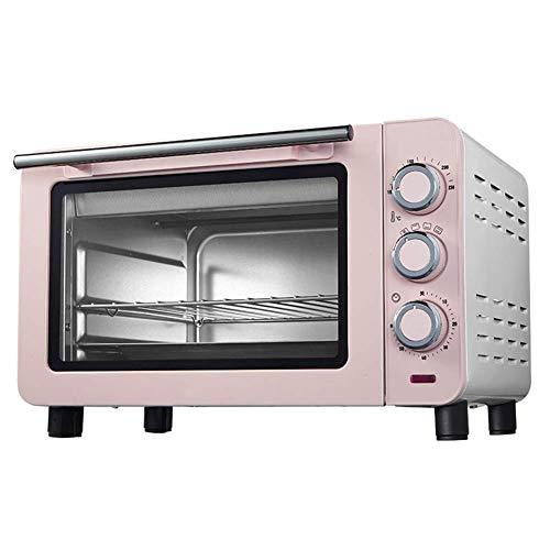 Accessoires de vie Four électrique de cuisine domestique entièrement automatique La puissance de cuisson de 1200 W peut être chronométrée pendant 60 minutes avec une plaque à pâtisserie et des gant
