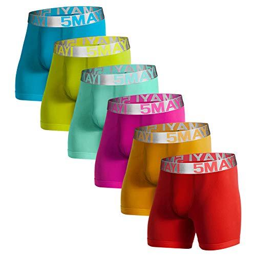 Rainbow Boxer Briefs
