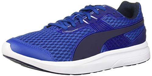 PUMA Men's Escaper Pro Sneaker, Galaxy Blue-Peacoat, 13 M US
