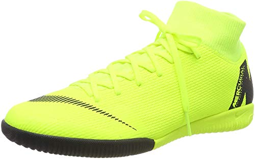 Nike Herren Mercurial Superfly VI AG-PRO Fußballschuhe, Gelb (Volt/Black 701), 44 EU