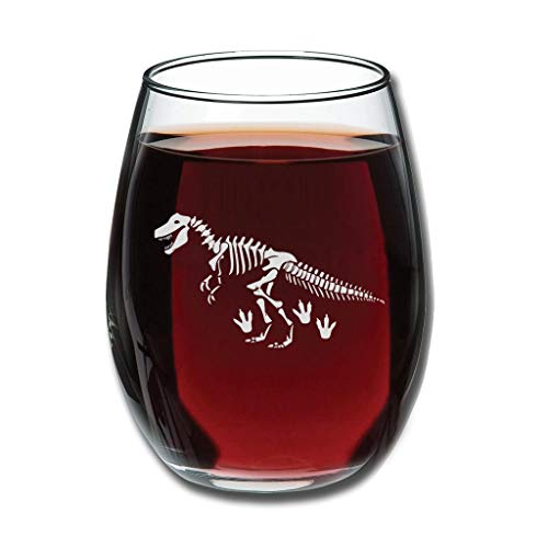 Bohohobo Libbey Weinglas ohne Stiel, Drache, 350 ml, Weinglas für Rot- und Weißwein, spülmaschinenfest, herzwärmendes Geschenk zum Entspannen von Weißen, 350 ml