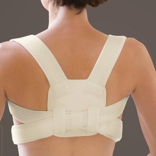 Posture Corrective Brace- Beige 22'-46'