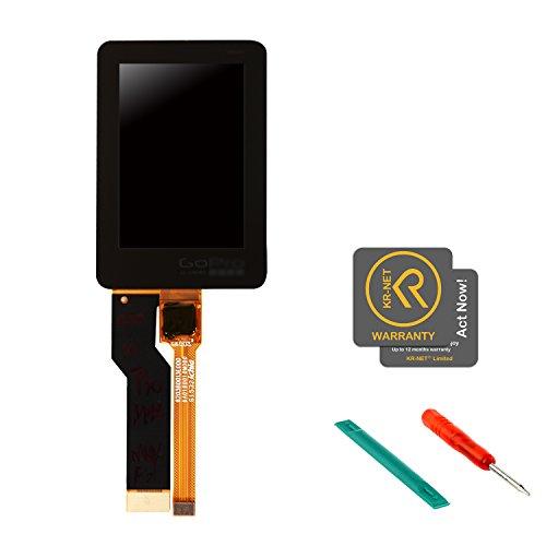 Kamera Ersatz Ersatzteile Fix für GoPro Hero 5Schwarz, Back LCD Touch Screen Display