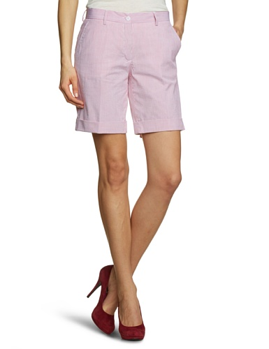 GANT Damen Short 420294, Gr. 38/Shorts, Rot (MAHOGNY RED)