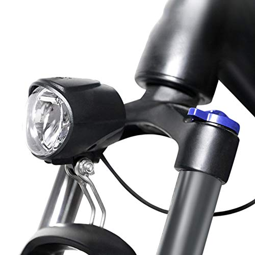 yywl Luz Bicicletas Luz Delantera del Faro LED de la Bicicleta eléctrica...