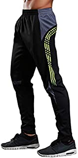 BEESCLOVER Top Quality Professional Soccer Training Pants Slim Skinny Football Running Pants Quick Dry Men's Fitness Sport Long Trouser