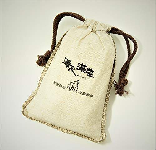 海人の藻塩 布袋 300g×5袋入