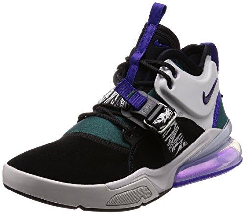 Nike Air Force 270 Carnivore Men's Shoes Black/Court Purple ah6772-005 (11 D(M) US)