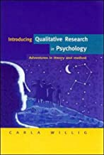Introducing Qualitative Research in Psychology: Adventures in Theory and Methods