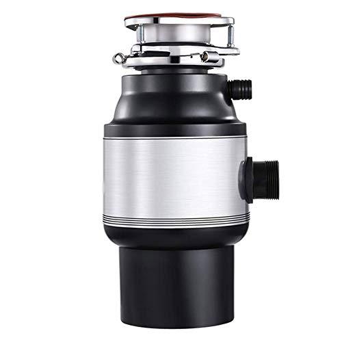 YFGQBCP Trituradores de Basura, 4200 RPM de alimentación Continua del Enchufe del hogar en triturador de Basura for los residuos de Cocina operación de eliminación