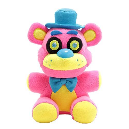 Five Nights at Freddy's: Plush – Freddy Blacklight (Pink)
