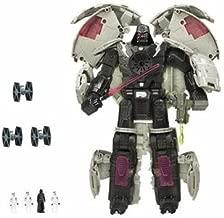 Star Wars 30th Anniversary Darth Vader to Death Star Transformers HUGE Figure
