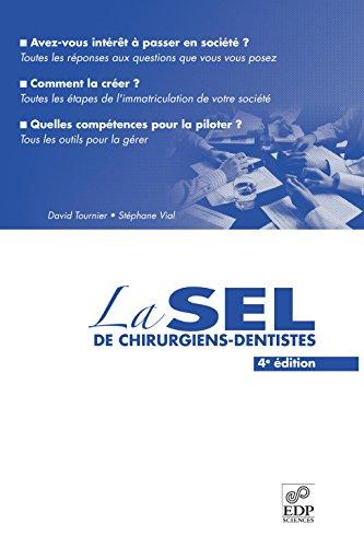 Amazon Com La Sel Des Chirurgiens Dentistes 4eme Edition French Edition Ebook Tournier David Vial Stephane Kindle Store