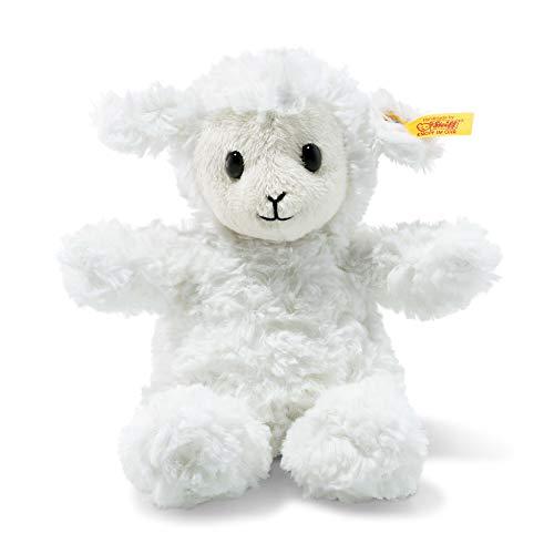 Steiff 73403 Schaf, weiß, 18 cm
