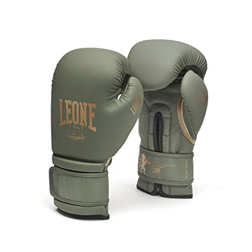 guanti boxe 10 oz LEONE 1947 Military Edition