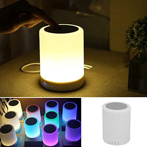 XQxiqi689sy Sound klar dimmbar LED-Licht Wireless Bluetooth...