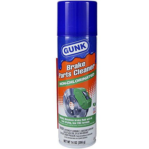 GUNK M709 Non Chlorinated Brake Parts Cleaner
