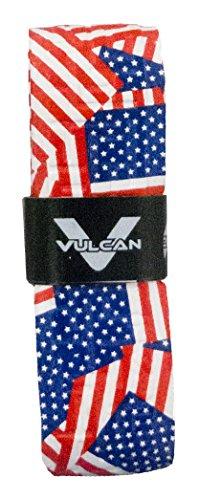 Vulcan Schlägergriff, 0,5 mm, Unisex-Erwachsene, V050-LBRTY, Multi, One Size