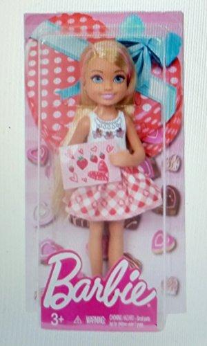 Barbie Chelsea Mini Doll ~ Edición del día de San Valentín (Mattel)