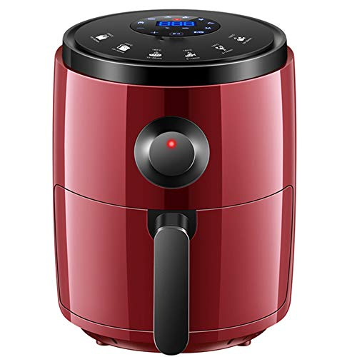 DIDIOI Luchtfriteuse, 3,2 liter, multifunctioneel, nee, brandstofverbruik, huishouden, friteuse, liquid crystal touch-friteuse