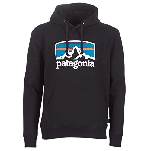 Patagonia M'S Fitz Roy Horizons UPRISAL Hoody Sweatshirts und Fleecejacken Herren Schwarz - M - Sweatshirts