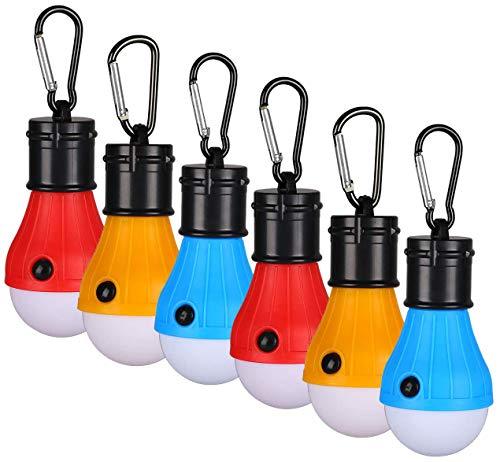 Bombillas LED para camping