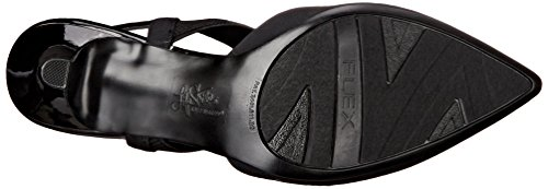 LifeStride Women's Solace, Black, 8 M US