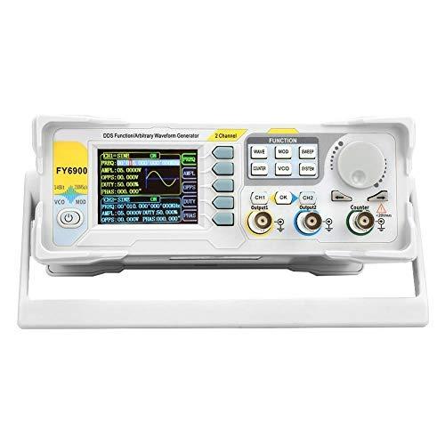 Signal generator, TFT FY6900 digital display signal frequency meter, 0-40 MHz (US plug 110 V)