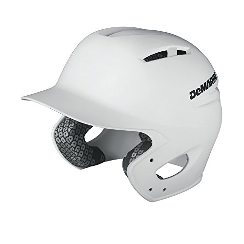 DeMarini Paradox Batting Helmet, White, Large/X-Large