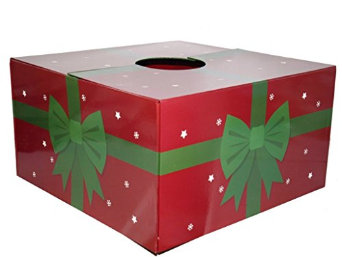 The Original Christmas Tree Box - Red Present Design - 20