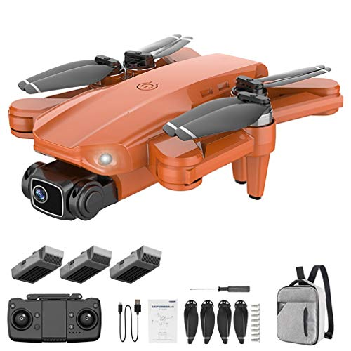 Toda la máquina L900 Pro GPS Drone 4K Professional HD Dual Camera 5G WiFi FPV 1.2km Professional Drone Orange 3 Denso Mochila