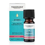 Tisserand Aromatherapy - Myrrh Essential Oil, 9 ml