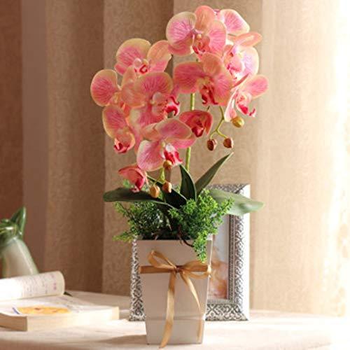 YHYH künstliche Blumen Künstliche...