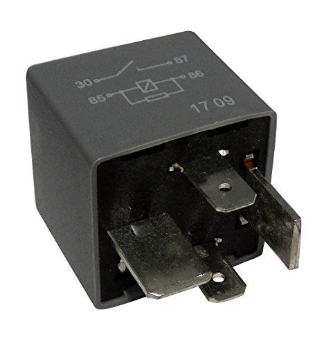 Aerzetix: Relais Multifunktion Arbeitsstromrelais - C40264 - kompatibel mit 8D0951253 7M0951253A 191937503