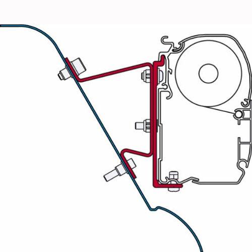 Fiamma F45 S – F45 L – ZIP Kit Sprinter H3