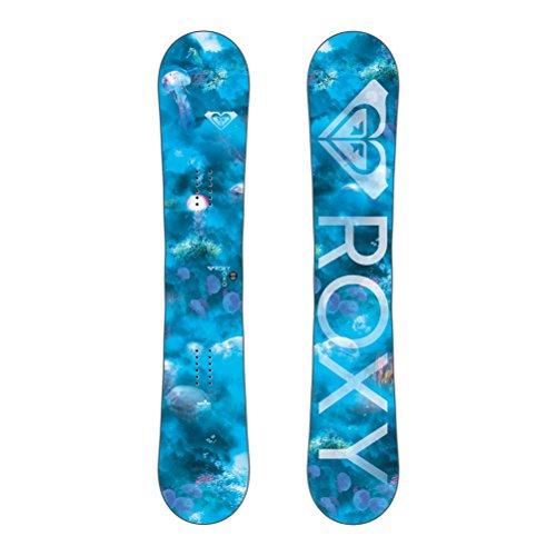 Roxy XOXO C2E Snowboard 149cm Aqua